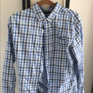 Banana Republic Grant Fit Medium Shirt